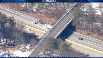 Police Find Body on Massachusetts Turnpike