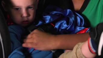 Halloween Costumes Can Complicate Car Seat Safety