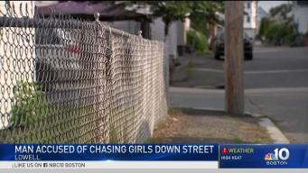 Homeless Man Accused of Attempting to Kidnap 2 Girls