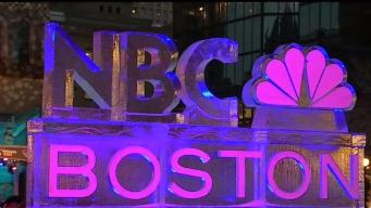 Ice Sculptures at First Night Boston