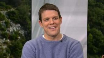 Jake Lacy on 'Johnny English Strikes Again'
