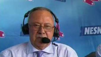 Jerry Remy Speaking Out About Cancer Treatment