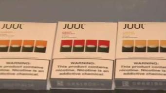 Juul Halts Store Sales of Most Flavored E-Cigarettes