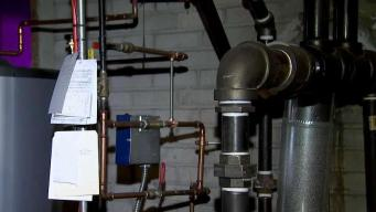 Swings in Temps Cause Bursting Pipes and Service Calls