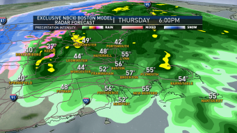Rain and Wind Subside, Temperatures Turn Colder