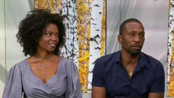 Leon and Vanessa on '40 and Single'