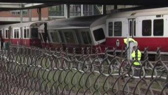 'Unacceptable': MBTA Apologizes for Continued Delays on Red Line After Derailment