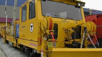 MBTA Prepares for First Major Storm of Year