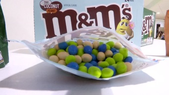 Pick Your Favorite Flavor of M&M's
