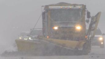 Maine Suffering From Snow Plow Driver Shortage