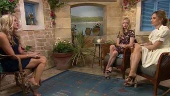 Mamma Mia: 'Here We Go Again' with the Cast