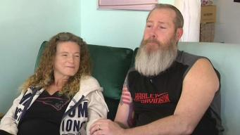 Man Makes Vehicle Magnets to Help Find Liver Donor for Sick Wife