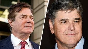 Manafort, Hannity Exchanged 100s of Texts About Russia Probe