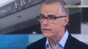 McCabe: Congress Did Not Object to FBI Trump Probe