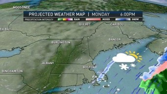 Winter Weather Advisory Issued For Parts of New England