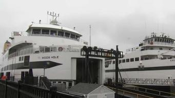 Almost All Ferries to Islands Cancelled as Storm Lingers at Coast