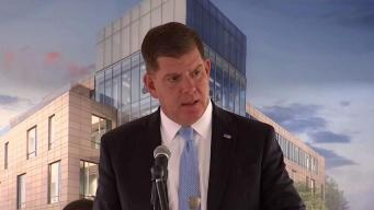 NAACP Gives Mayor Walsh Low Grade on Equality