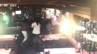 Caught On Cam: Applebee's Mayhem