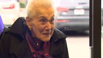 101-Year-Old Gets Birthday Surprise