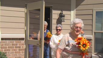 Elderly Couples Celebrate 520 Years of Love