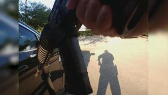 Body Cameras Show Fatal Traffic Stop Standoff