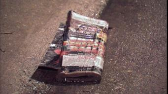 Teen Killed By Fireworks Blast