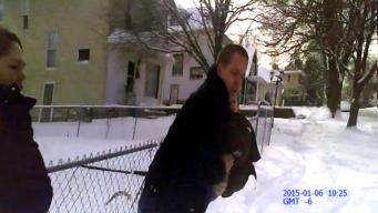 Body Camera Captures Deadly Accidental Shooting<br />