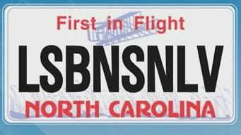 DMV Reverses Course On 'Lesbian' License Plate