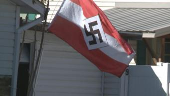 Colorado Family Flies Nazi Flag