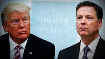 Justice Department Releases Comey Memos to Congress