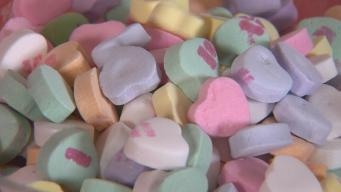 Candy Competitors Fill Sweethearts Void