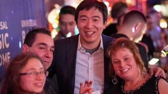 'Speechless': NH Family Receives $1,000 a Month to Test Andrew Yang's Plan
