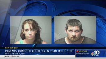 NH Parents Arrested After Shooting of 7-Year-Old