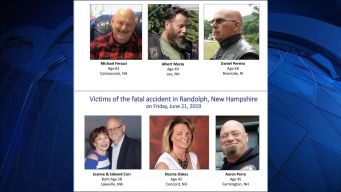 Victims in Fatal Motorcycle Crash in NH Named