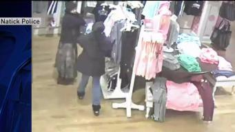 Natick Police Looking for Suspects in Unusual Case of Shoplifting