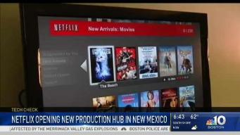 Netflix Takes Hollywood to New Mexico