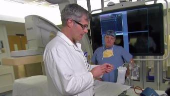New Alternative to Open Heart Surgery