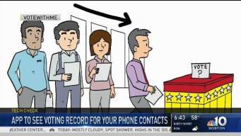 New App Shows Friends Voter Registration