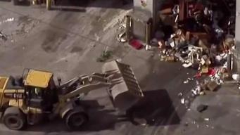 Newborn's Body Found in Conn. Recycling Plant