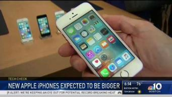 Newest iPhones Will Have Bigger Screens Than Before