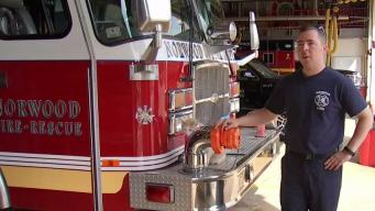 Norwood Fire Department Deals With Number of Heat-Related Calls