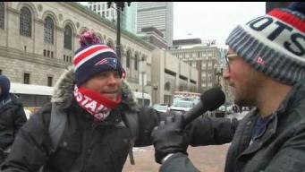 Patriots Nation Gears Up For Playoff Run