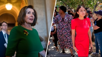 Pelosi's Feud With Ocasio-Cortez Tests Party Heading to 2020