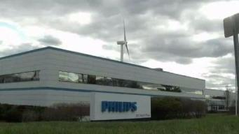 Philips to Send 100 Fall River Jobs to Mexico