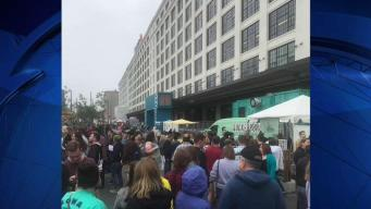 Pickle Fair Held in the Seaport District