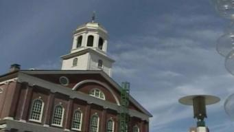 Push to Rename Faneuil Hall