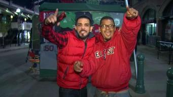 Red Sox Nation Celebrates Game 2 Win