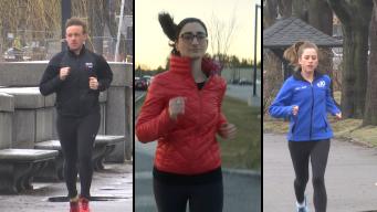 NBC10 Boston Runners Prepare for Marathon