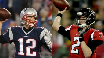 Patriots and Falcons Ready for Super Bowl Rematch