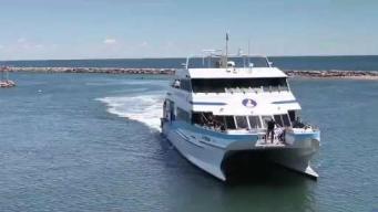 Sail Away to Block Island